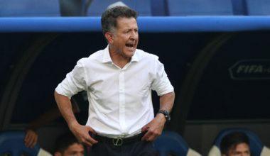 Juan Carlos Osorio. (Foto: afpforum.com)