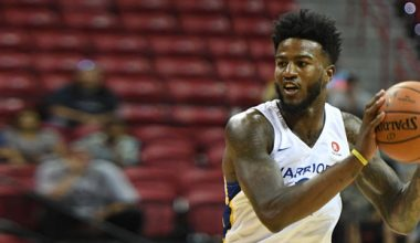 Jordan Bell de los Warriors de Golden State. (Foto: adpforum.com)
