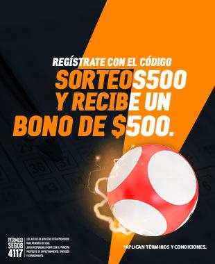 Bono Sorteos -  .