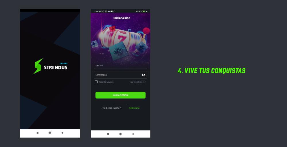 Descarga la App de Casino
