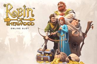 Juego de Slots y Maquinitas Robin of Sherwood