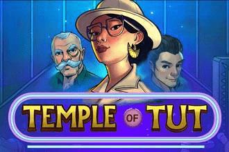 Juego de Slots y Maquinitas Temple of Tut