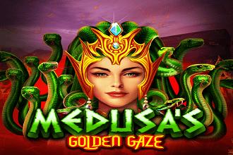 Juego de Slots y Maquinitas Medusa's Golden Gaze