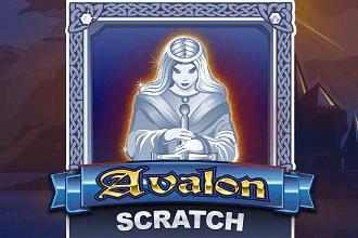 Juego de Sorteos Loteria Raspaditos Avalon Scratch