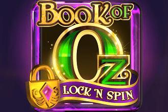 Juego de Slots y Maquinitas Book of Oz Lock N Spin