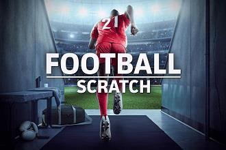 Juego de Sorteos Loteria Raspaditos Gamevy Football