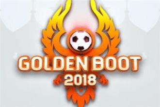 Juego de Sorteos Loteria Raspaditos Golden Boot