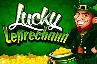 Juego de Slots y Maquinitas Lucky Leprechaun