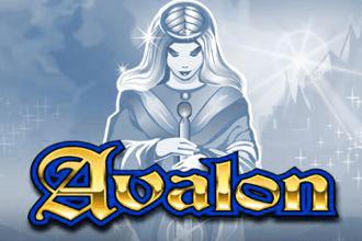 Juego de Slots y Maquinitas Avalon