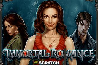 Juego de Sorteos Loteria Raspaditos Immortal Romance Scratch
