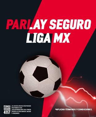 Promo Deportes Parlay Seguro Liga Mx