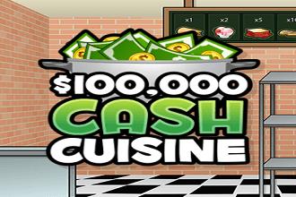 Juego de Sorteos Loteria Raspaditos Cash Cuisine