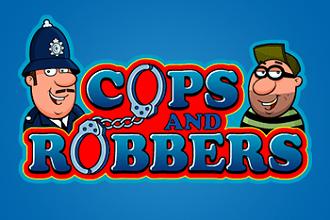 Juego de Sorteos Loteria Raspaditos Cops and Robbers PP