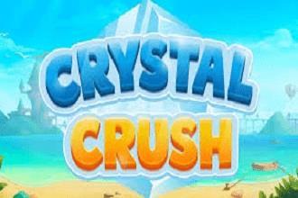 Juego de Sorteos Loteria Raspaditos Lucky Crystal Crush