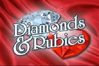 Juego de Sorteos Loteria Raspaditos Diamonds and Rubies