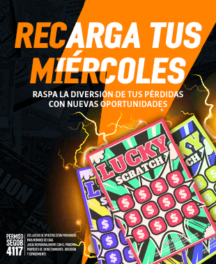 Promo Loteria Raspaditos