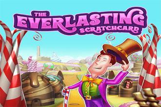 Juego de Sorteos Loteria Raspaditos The Everlasting Scratchcard