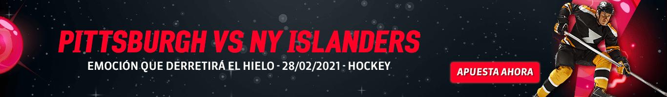apuestas deportivas en linea deportes en vivo pittsburgh islanders nhl
