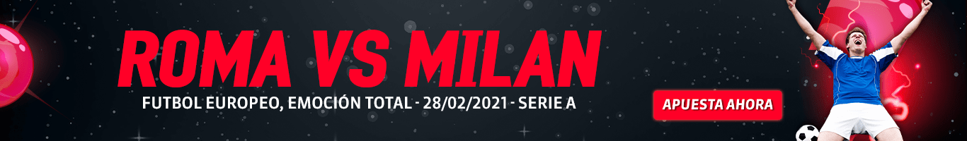 apuestas deportivas en linea deportes en vivo roma milan serie a
