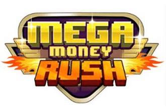 Juego de Sorteos Loteria Raspaditos Mega Money Rush