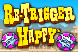 Juego de Sorteos Loteria Raspaditos Re-Trigger Happy Pull Tab