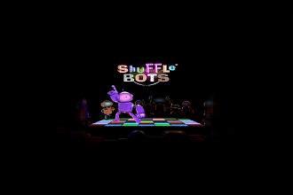 Juego de Sorteos Loteria Raspaditos Shuffle Bots Pull Tab