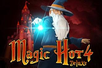 Magic Hot 4 Deluxe juego slots maquinitas