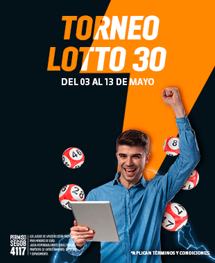 Torneo Lotto 30 Lotería