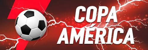 Apuesta en Copa America en Sportsbook Strendus