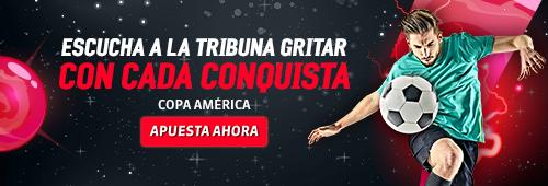 Strendus Apuesta Deportiva Copa América Fútbol
