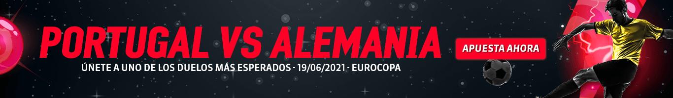 Eurocopa Portugal vs Alemania Partidos