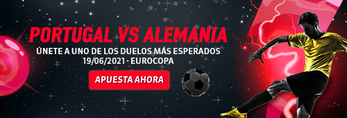 Betting Eurocopa Portugal vs Alemania Partidos