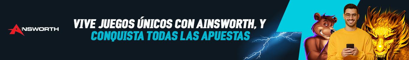 ainsworth slots strendus