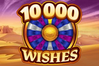 Juego de Sorteos Loteria Raspaditos 10000 Wishes