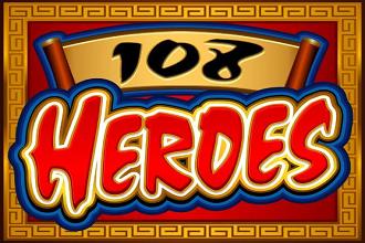 Juego de Sorteos Loteria Raspaditos 108 Heroes