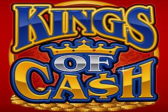 Juego de Sorteos Loteria Raspaditos Kings Of Cash