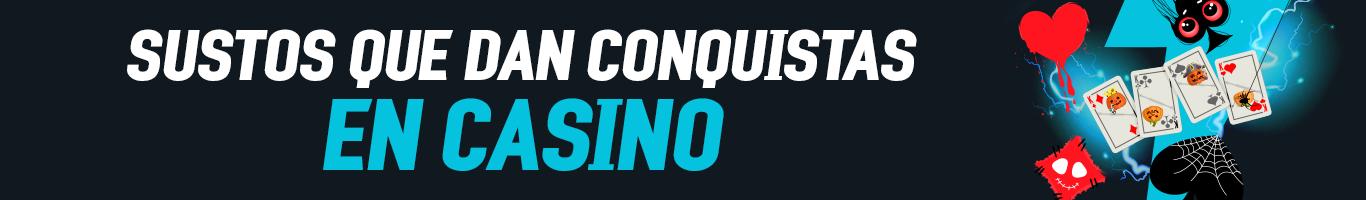 Este Halloween Juega ruleta, blackjack, backgammon, poker, baccarat en Strendus Casino online